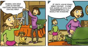 In viaggio con Pongo - L'importanza dei documenti di viaggio del cane