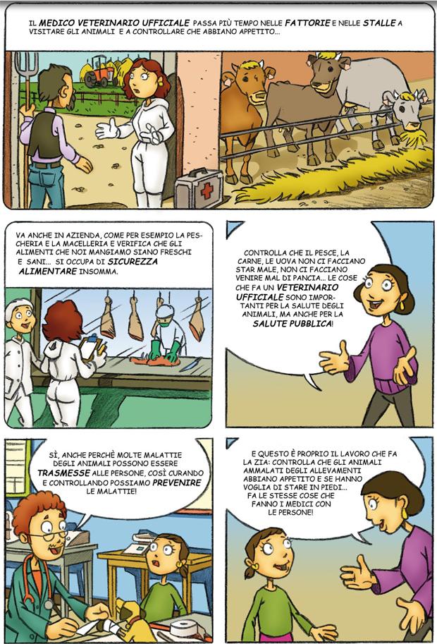 Cosa fanno i medici veterinari 3