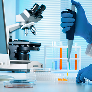 Laboratorio di virologia